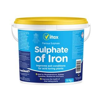 Sulphate of Iron Fertiliser 5kg