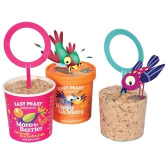 Easy Peasy® Birdfood Variety Pack