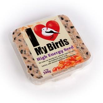 I Love My Birds™ High-Energy Seed Cakes