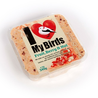 I Love My Birds™ Fruit Berries and Nuts Cakes