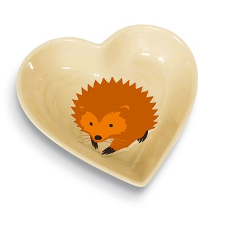 I Love Hedgehogs™ Ceramic Dish