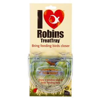 I Love Robins® Treat Tray
