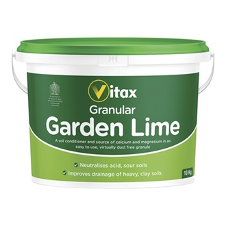Granular Lime Soil Conditioner 10kg