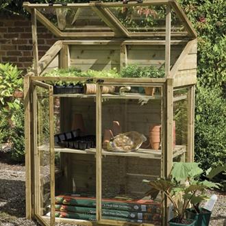 Mini Garden Greenhouse