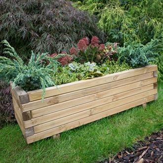 Agen Wooden Garden Planter