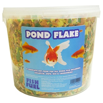 Pond Flake Fish Food 5ltr