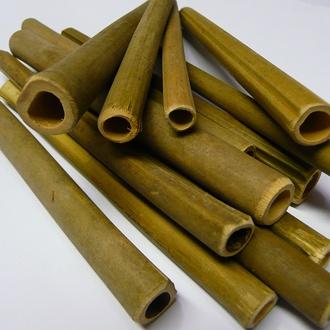 Wooden Bee Tubes