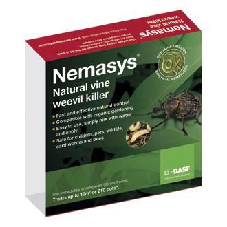Nemasys® Biological Vine Weevil Killer 12m²
