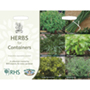 RHS Herbs for Containers Collection