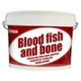 Blood, Fish & Bone Organic - based Fertiliser 10kg