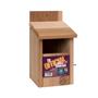The Official™ Cedar Nest Box Open Front