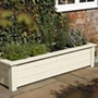 Bamburgh Wooden Herb Planter