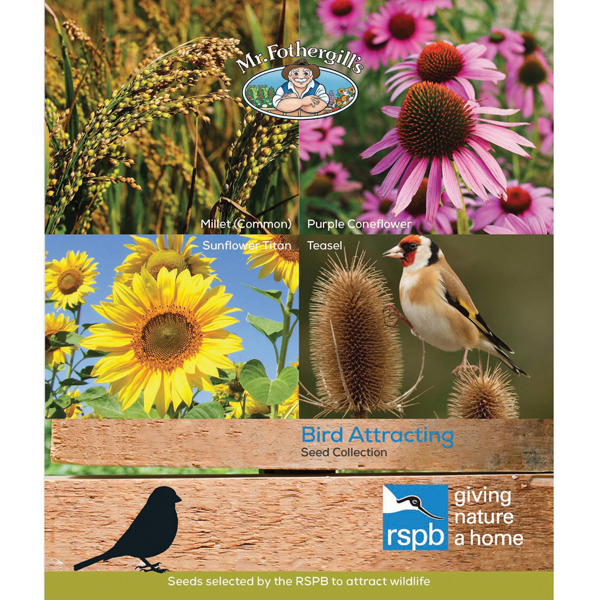 RSPB Bird Attracting Collection Seeds