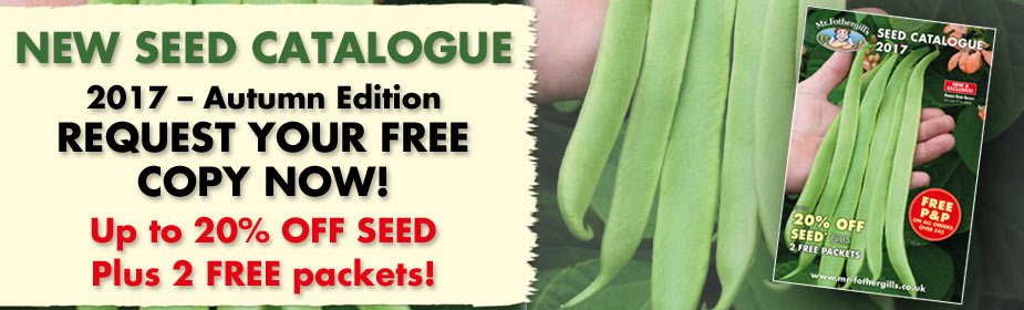 New 2017 Seed Catalogue