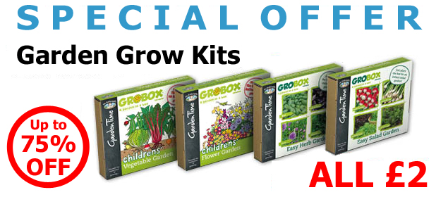 Special Offer - ALL Garden Kits £2