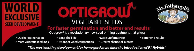 Optigrow Vegetable Seeds